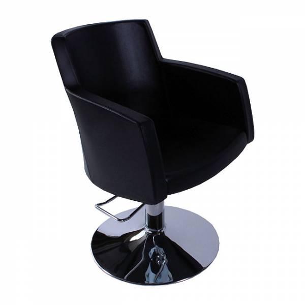 Friseurstuhl 205430 schwarz