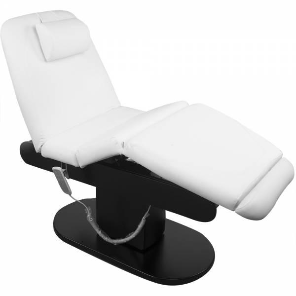 050869 Massageliege Wellnessliege schwarz/weiß