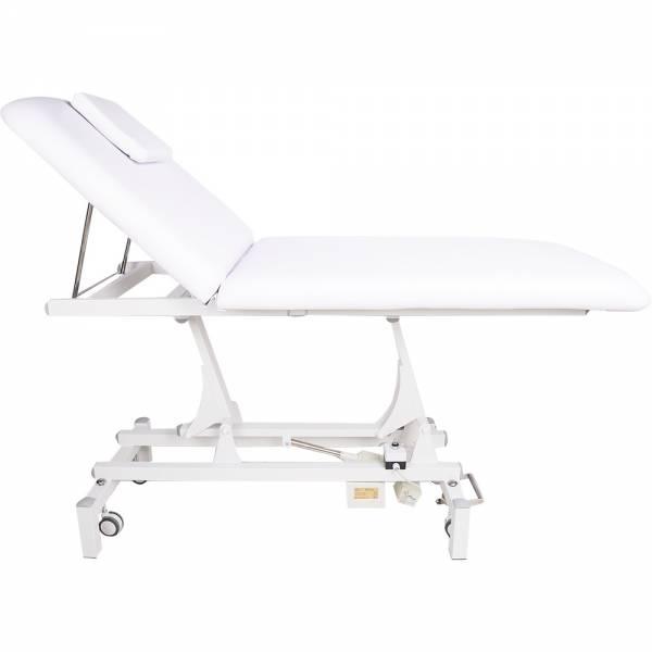 elektische Bobathliege / Behandlungsliege 008280 Weiss