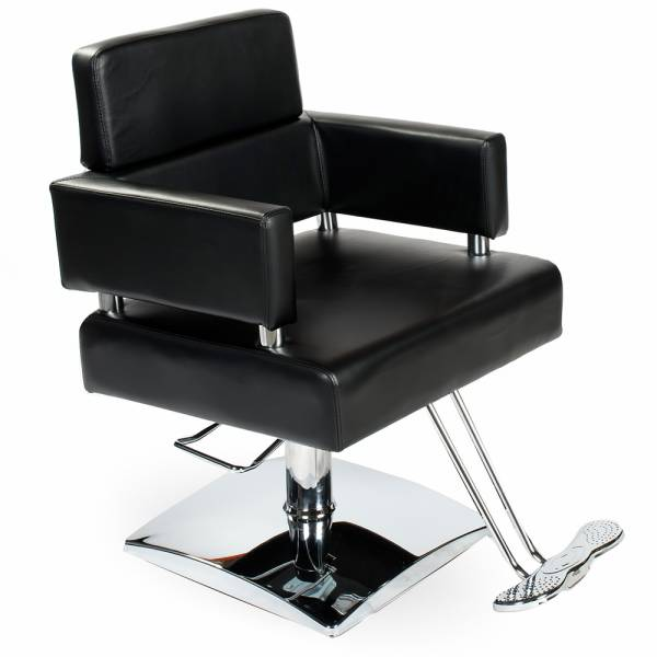 Friseurstuhl 205112 schwarz