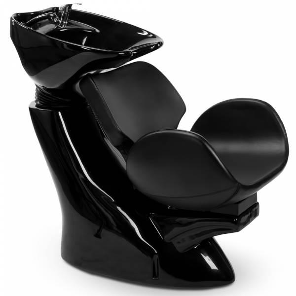 Friseurwaschsessel 255112 schwarz