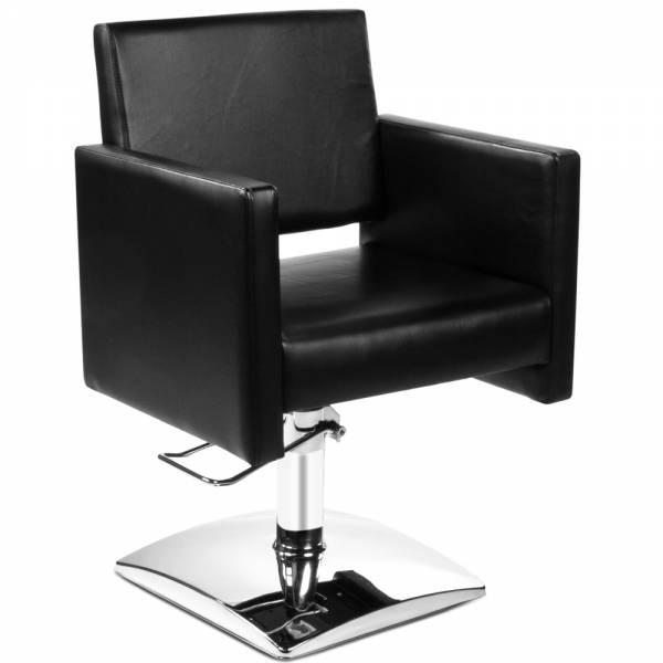 Friseurstuhl 205121 schwarz