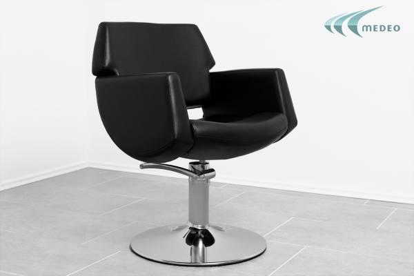 Friseurstuhl 205171 schwarz