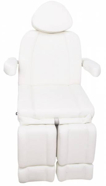 Vollelektrischer Fußpflegestuhl 123708as weiß