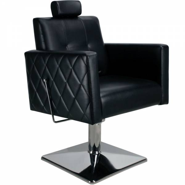 Friseurstuhl 205509 schwarz